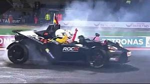 Sebastian Vettel gana ROC Londres 2015