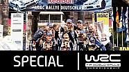WRC-Preisgala 2015