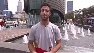 Perth Speed Fest - Daniel Ricciardo interview