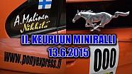 II Keuruun Miniralli 13.6.2015 EK1 INCAR