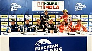 4 Hours of Imola - Class Winners Press Conference