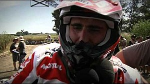 TeamHRC Dakar Rally 2016 Stage1