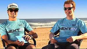 Getting To Know NEXTEV TCR! w/ Nelson Piquet Jr & Oliver Turvey