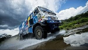 Дакар 2016: лучшие моменты гонки. Часть 3