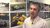 رينو سبورت أف1 - مقابلة مع نيك شيستر