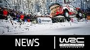 Rallye de Suède 2016 - Spéciale 13-17
