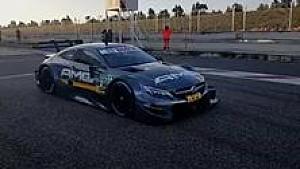 Startversuch: Mercedes C63 DTM 2016
