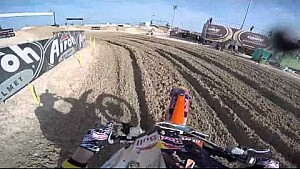 Track Preview with Pauls Jonass MXGP of Qatar 2016