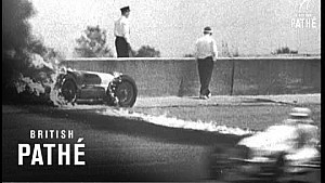 Car Classic Ends In Disaster (1949)