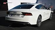 Audi A7 h-tron Quattro review