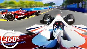 Primer 360° deportes destacados del mundo - Fórmula E (Buenos Aires ePrix)