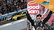 Recap: Wild finish, Harvick's Phoenix dominance