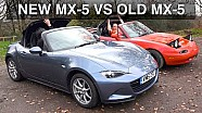 5 Reasons The 2016 Mazda MX-5 Is Better Than The NA MX-5