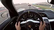 Porsche 918 achtervolgt een andere 918 op COTA - APEX Teaser
