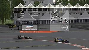 FFSCA - IndyCar 2016 - Mexico (Round 3)
