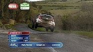FIA ERC - Circuit of Ireland Rally - Standings after SS 12