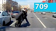 Car Crash Compilation # 709 - April 2016 (English Subtitles)