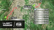 WRC - Rally YPF Argentina 2016:18 etapas difíciles