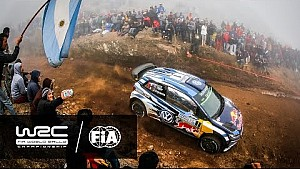 WRC - YPF Rally Argentina 2016: Highlights Stage 16