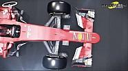 Piola F1技术分析:法拉利SF15-T 和 SF16-H对比