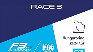 F3 Europe - Hungaroring 2016 - Course 3