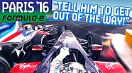 Unseen Onboards & Team Radio From Paris ePrix! - Formula E