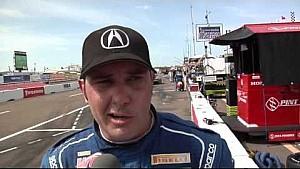 HPD Trackside - Pirelli World Challenge Acura TLX-GT St. Pete Race 1
