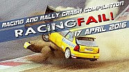 Racing and Rally Crash Semana de compilación 17 de abril de 2016