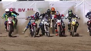 Jeffrey Herlings dominates the international race in Rhenen on a 450