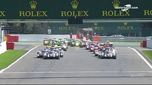 6 Hours of Spa - Race start