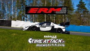 ERM - Radalle.com Time Attack, Ahvenisto 5.5.2016