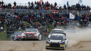 Day 1 Highlights: Mettet RX | FIA World RX