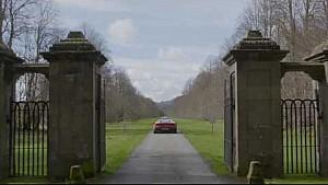 Lamborghini İskoçya yollarında