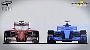 Motorsport.com中文网技术专家Piola独家解读2017年F1的规则改变