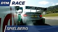 Spielberg - L'accrochage entre Mortara et Da Costa dans la course 2