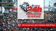 Live: ADAC Zurich 24h-Rennen 2016