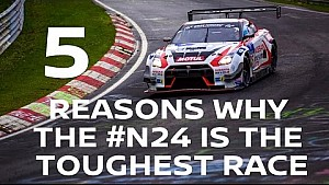 5 Reasons Why the Nurburgring 24 is the Hardest Race in the World!