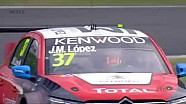 Free Pactice -  José María López fastest in the first WTCC session