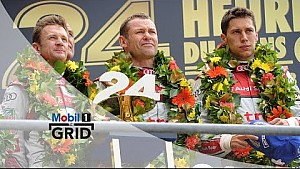 Mr. Sebring – The Success Of Tom Kristensen | Mobil 1 The Grid