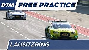 DTM Lausitzring 2016 - Free Practice 3 - Re-Live (Deutsch)