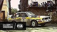 1981 San Remo Rallisi - Michèle Mouton