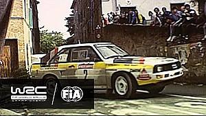 San Remo 1981: Michele Mouton siegt