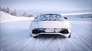 Cold Environment Testing | Aston Martin DB11
