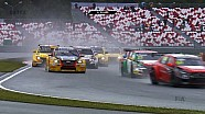 Touringcar race highlights Moscow WTCC with Tom Coronel 2016