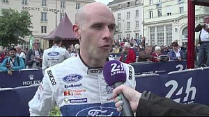 24H of Le Mans 2016 - Interview Marino Franchitti (EN)