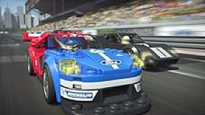 Lego viert terugkeer Ford op Le Mans