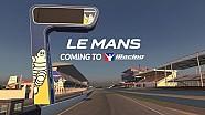 iRacing - Le Mans'a ilk bakış