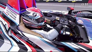 勒芒24小时耐力赛第三节排位赛精彩集锦