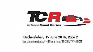 TCR - Oschersleben | Live Streaming Gara 2
