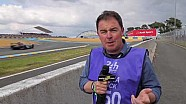 Trackside with James Allen at the 24 Hours of Le Mans